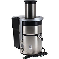 Extractor de jugo 1000 W gris