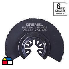 Accesorio de corte circular para madera y metal