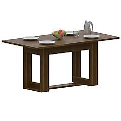 Mesa de comedor 74x85x90 cm caramelo