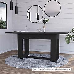 Mesa de comedor 74x85x90 cm wengué