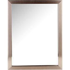 Espejo 50x40 cm rectangular cobre
