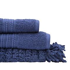 Kit de 2 toallas + piso de baño