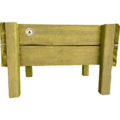 Macetero madera