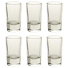 Set vasos 6 unidades shot 5 cl Ohio