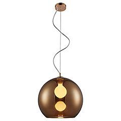 Lámpara Colgante Porto 1 Luz E27 60 W