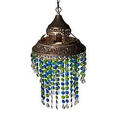 Lámpara colgante Adana 1 l E27 40 W