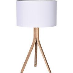 Lámpara de mesa Narvik 1 l E27 18 W