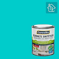 Esmalte sintético 1/4 gl semibrillo calipso