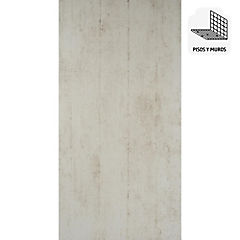 Gres porcelanato HD 45X90 cm blanco Walk 1,62 m2