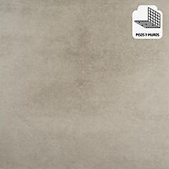 Gres porcelanato HD 45X90 cm gris 1,62 m2