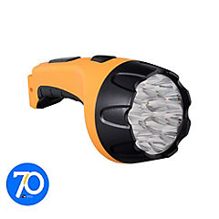 Linterna recargable LED 15 luces