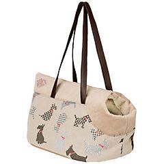 Bolso transportador para perro 35x25x25 cm