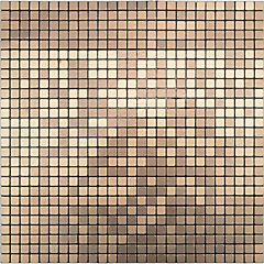 Mosaico auto-instalable Copper Chip 30X30 cm
