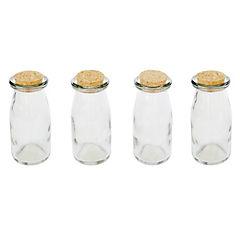 Set de frascos 120 litros