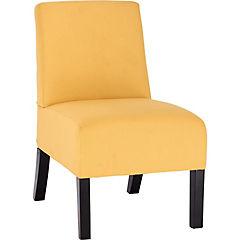 Poltrona 75x65x52 cm amarillo