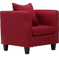 Poltrona 68x65x72 cm rojo