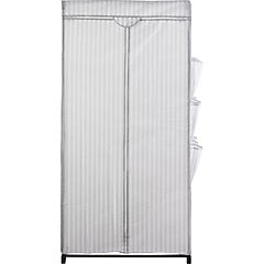 Clóset 84x30x30 cm gris