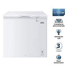 Freezer horizontal 200 litros blanco