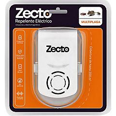 Repelente eléctrico zecto multiaccion