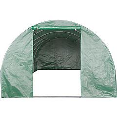 Invernadero tunel 18 m²