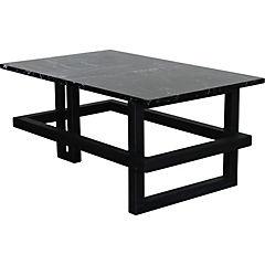 Mesa de centro Brit 80x50x40 cm negro