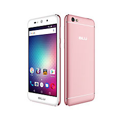 Smartphone Grand X LTE 8GB Rose Gold Dual Sim Liberado