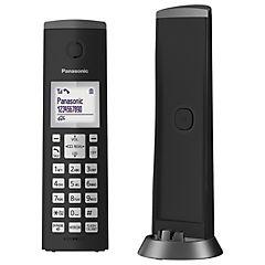 Telefóno inalámbrico KX-TGK210LCB negro