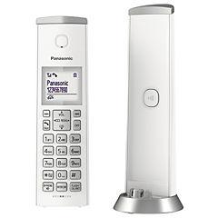 Telefóno inalámbrico KX-TGK210LCW blanco