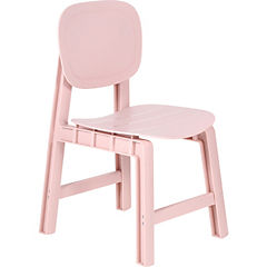 Silla infantil 32x38x59 cm rosado