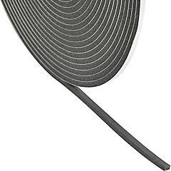 Alseal espuma md 1c negra - 3mm x 19mm x 25m
