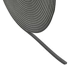 Alseal espuma md 1c negra - 15mm x 20mm x 5m