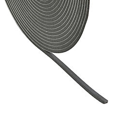 Espuma pvc 2/c negra - 1.5mm x 12mm x 40m