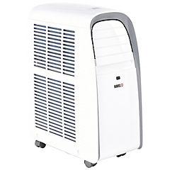 Aire acondicionado portátil 10000 BTU blanco