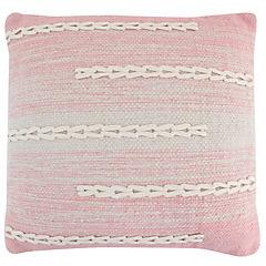 Cojín Otoño invierno 45x45 cm rosado