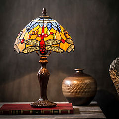 Lámpara de mesa 1 luz 38 cm 60 W