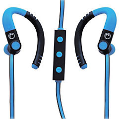 Audífonos inalámbricos sport azul