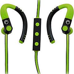 Audífonos inalámbricos sport verde