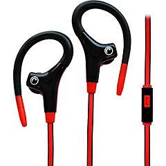 Audífonos sport rojo