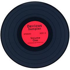 Individual disco rojo