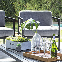 Maceteros con vela diseño cactus para decoración de jardín, surtido de diseños