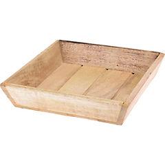 Panera de madera 24x24 cm