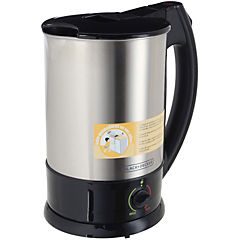 Hervidor eléctrico 1,7 litros gris