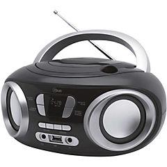 Radio boombox bt cd/cd-rw usb/fm