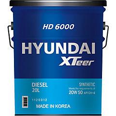 Aceite de motor 20w50 20l