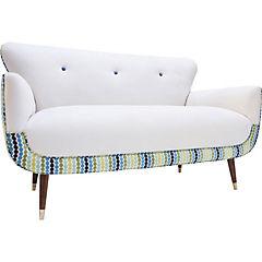 Sofa auburn 1,5mts circulos frios- jenny 57