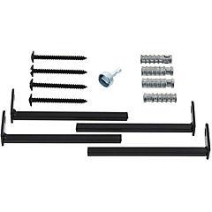 Kit de instalación soporte interior acero