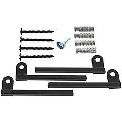 Kit de instalación soporte plano acero