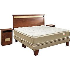 Box Europeo Cotton Organic Super king  + muebles