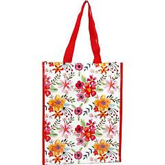 Bolsa reutilizable Flores 45x35x15