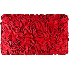 Cojin rojo 50x30 cm